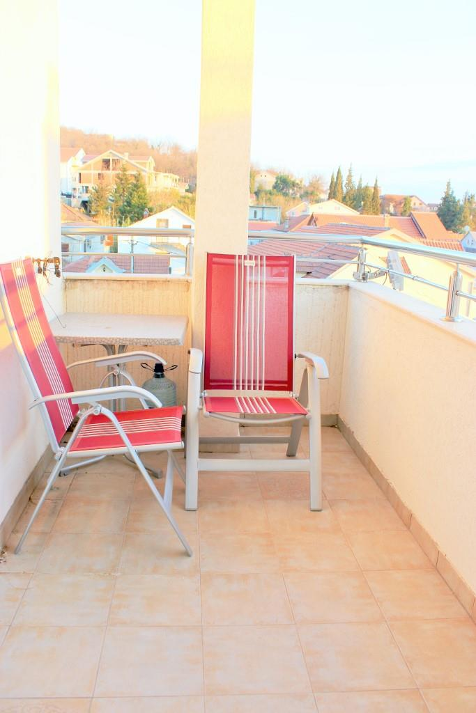 Ready to move in apartment in Tivat