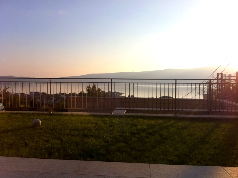 Apartment of premium quality with view over the Boka Bay