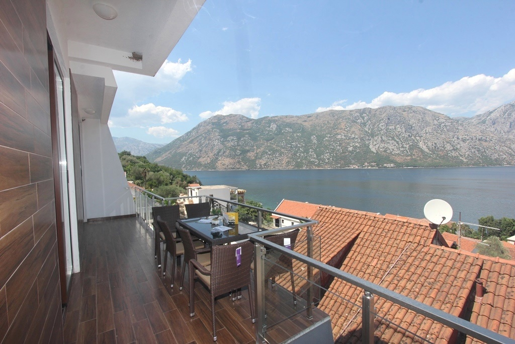 1 bedroom apartment with spectacular view over the Bay
