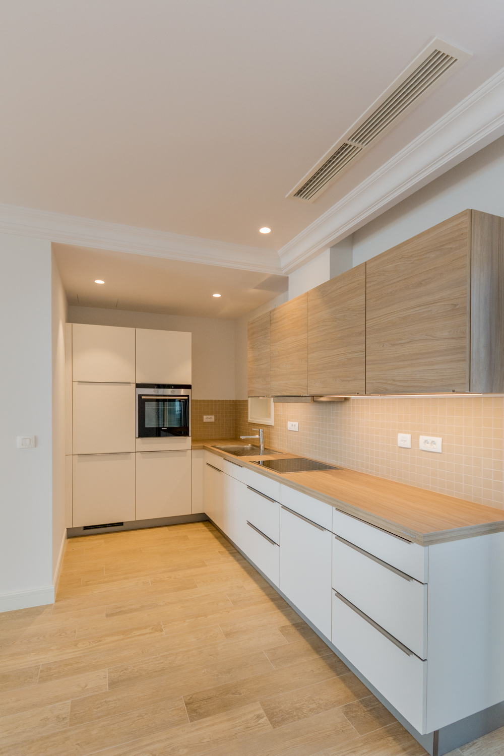Two-bedroom apartment in Magnolia residence, Lustica Bay