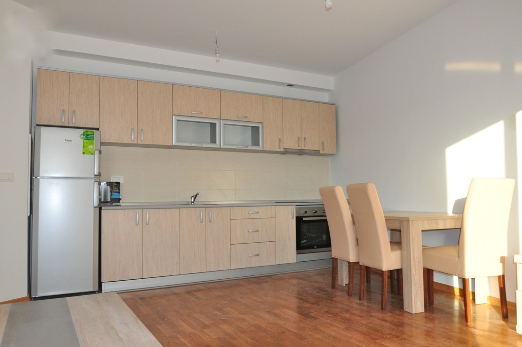 New 1 bedroom apartment in Becici