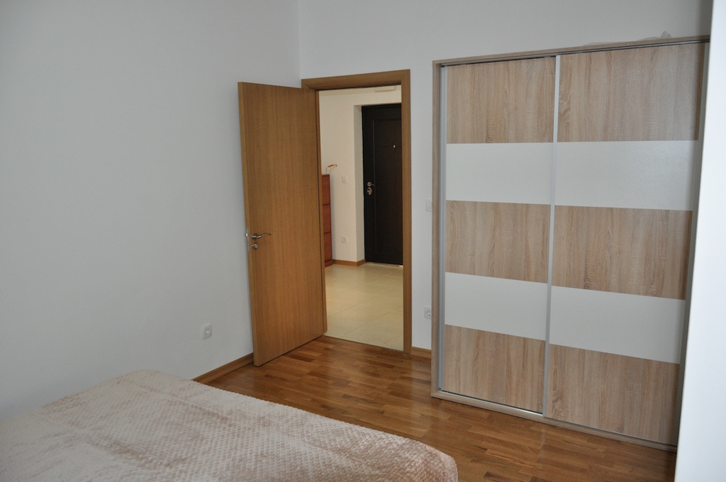 New 1 bedroom apartment in Becici