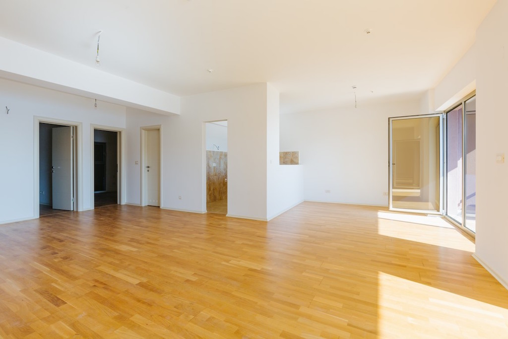 Apartment in gated community with great view