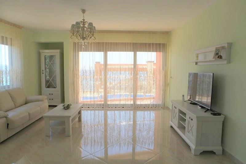 2 bedroom apartment in the frontline residential development