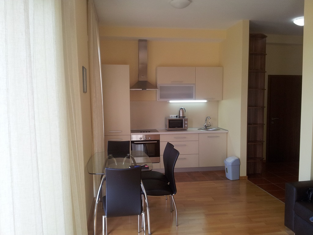 1 bedroom apartment in Kotor Bay