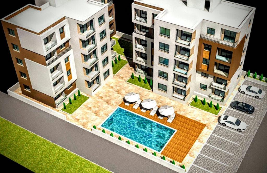 Apart-hotel near Velika Plaza in Ulcinj