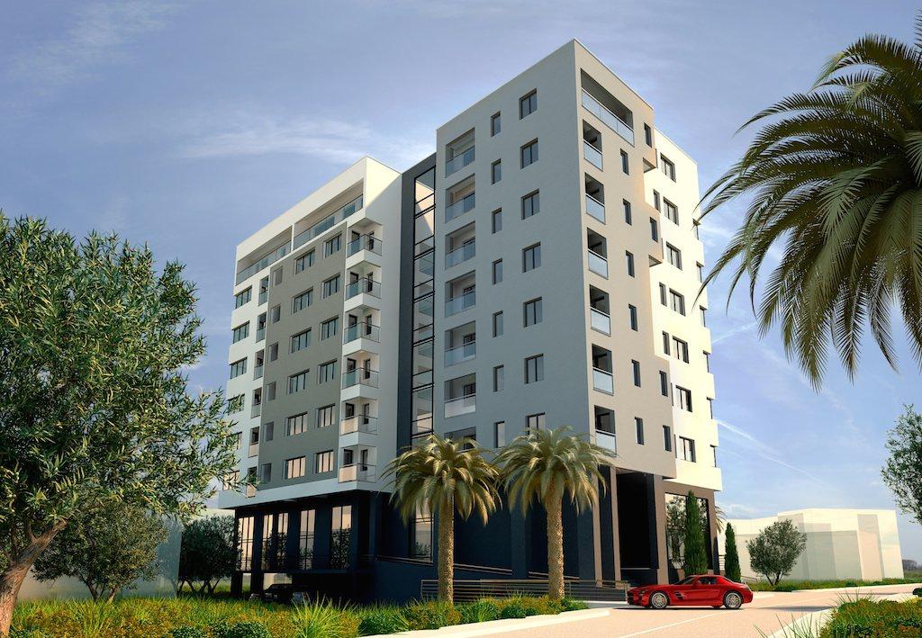2 bedroom apartment in the spa resort Budva
