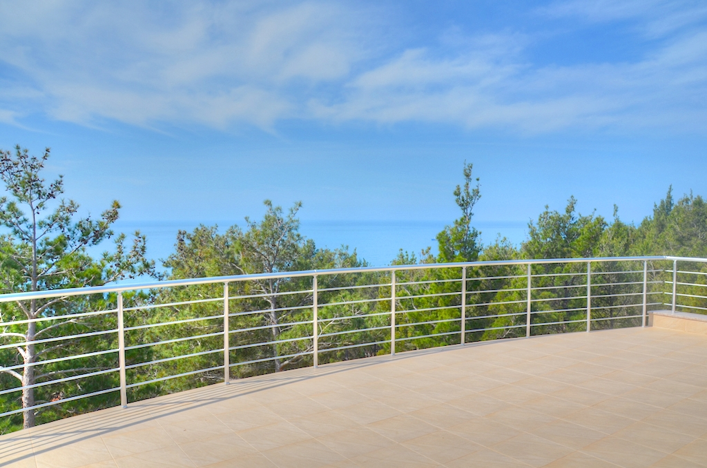 Villa in gated community with amazing view