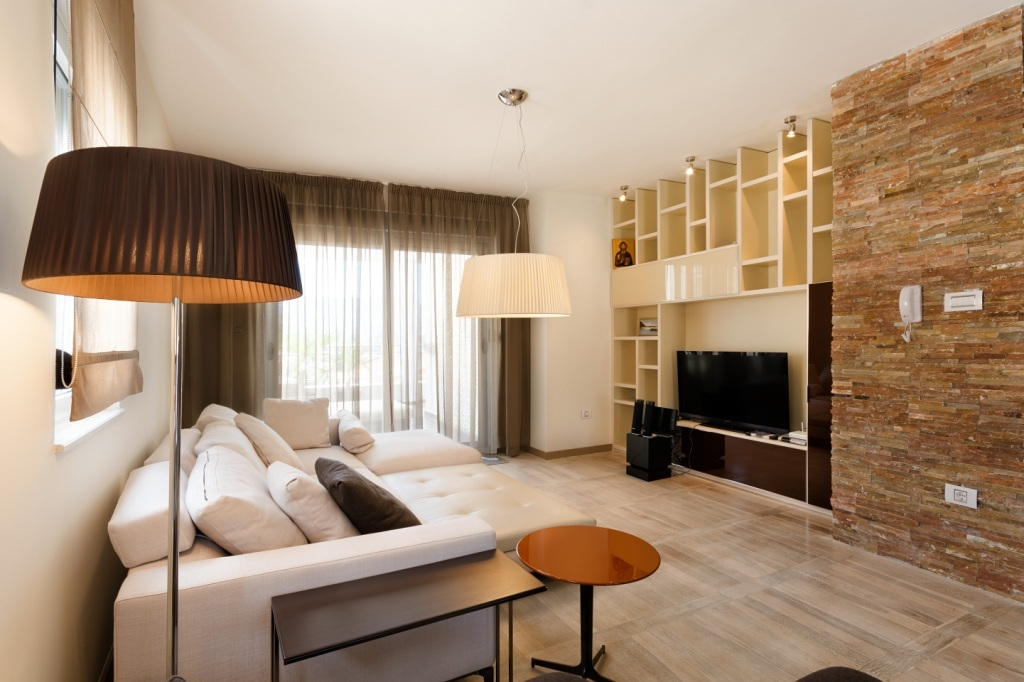 2 bedroom apartment in the centre of Budva