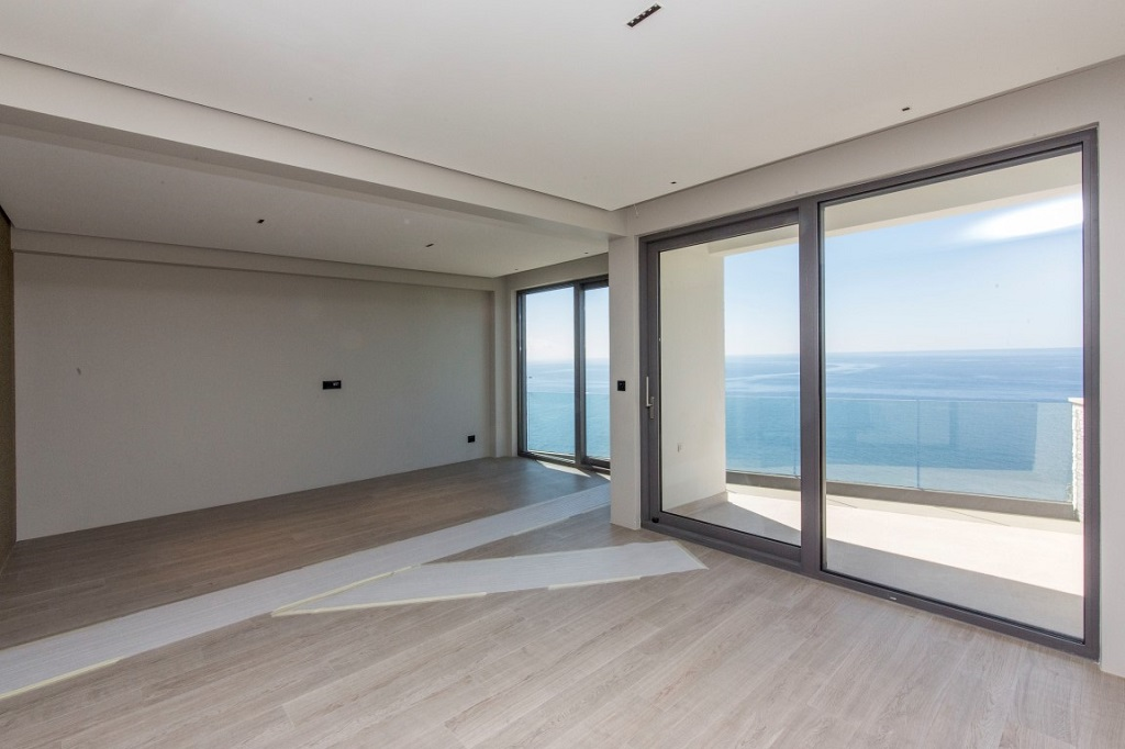 Villa with panoramic view on the Adriatic sea