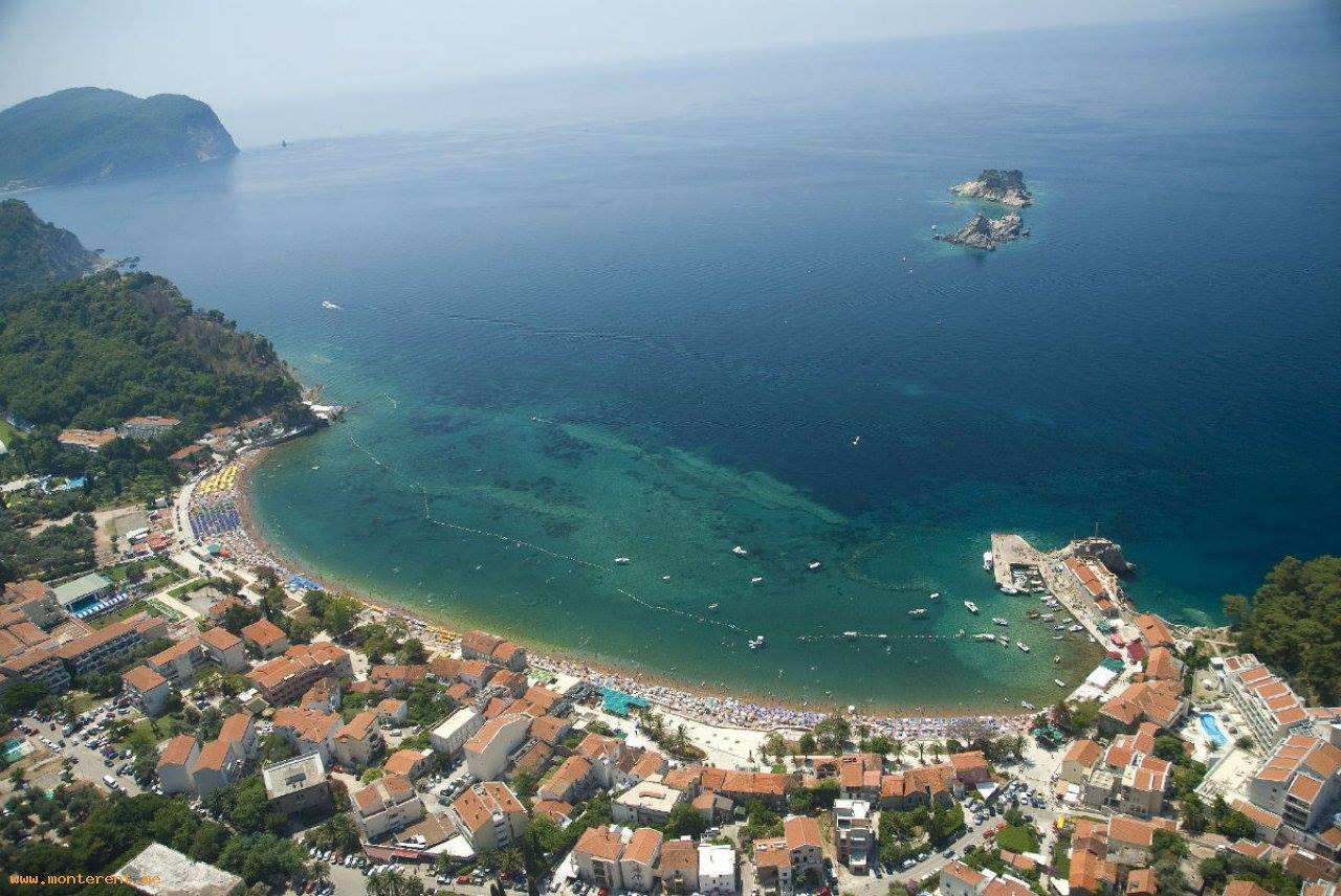 Apartment in a new building in Petrovac