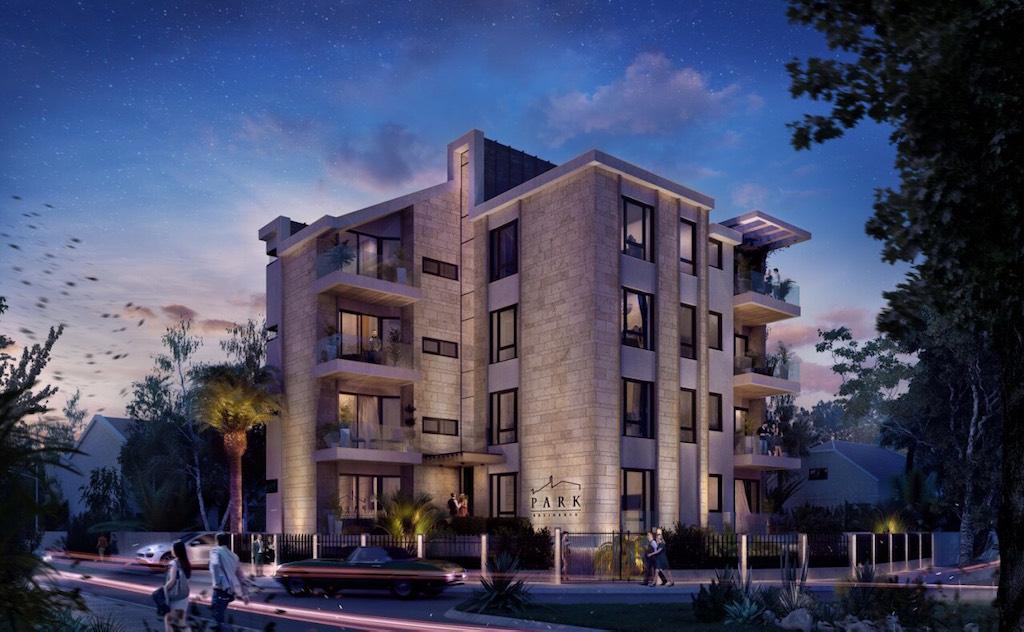 Luxury two-bedroom apartment near Porto Montenegro
