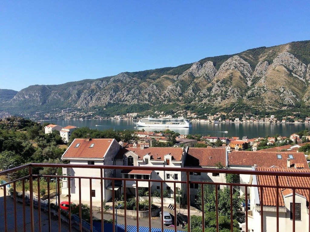 One-bedroom apartment in Dobrota, Kotor