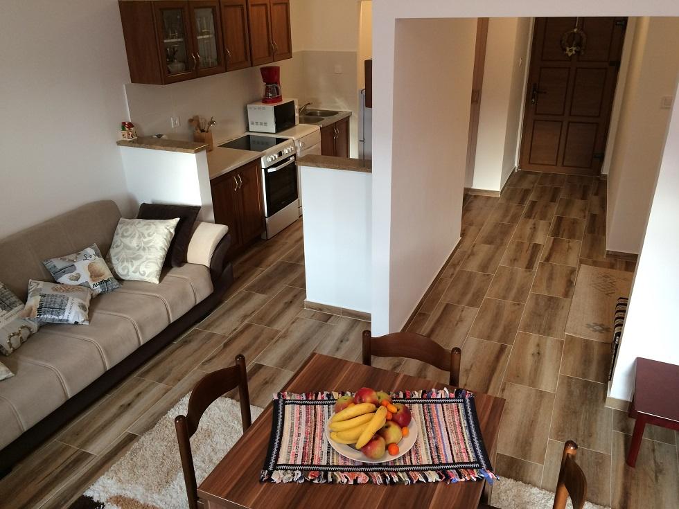 Two-bedroom apartment in Dobrota, Kotor