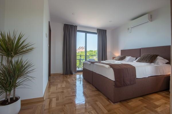 New two-storey villa in Krimovica