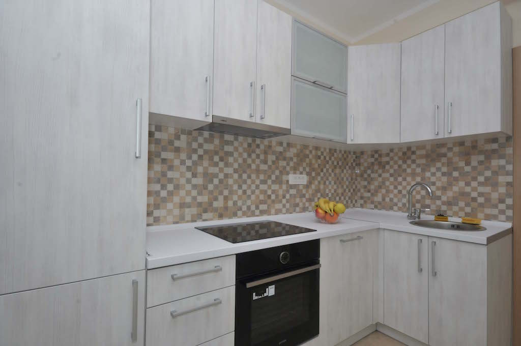 One-bedroom apartment in the new building in Bečići