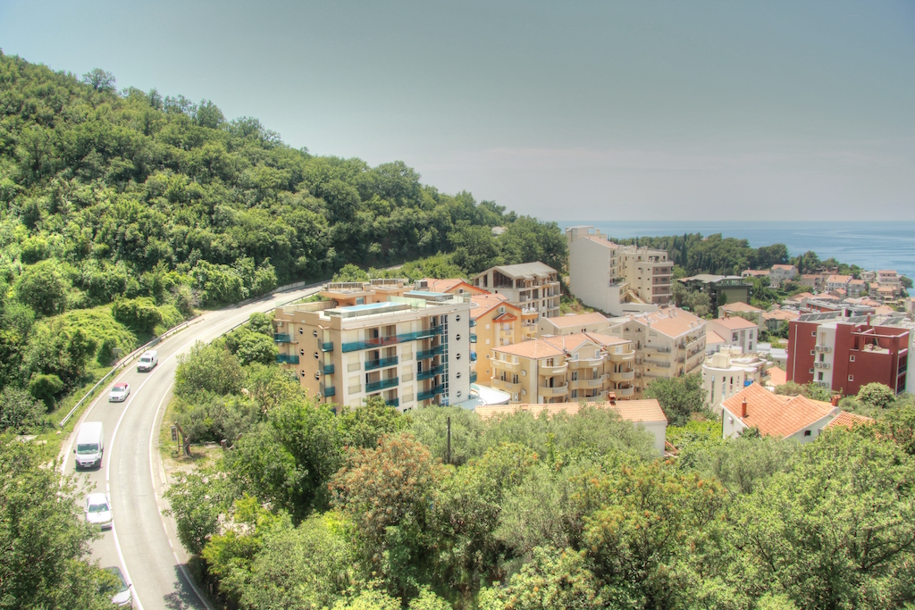 Apartment in Przno with panoramic sea view