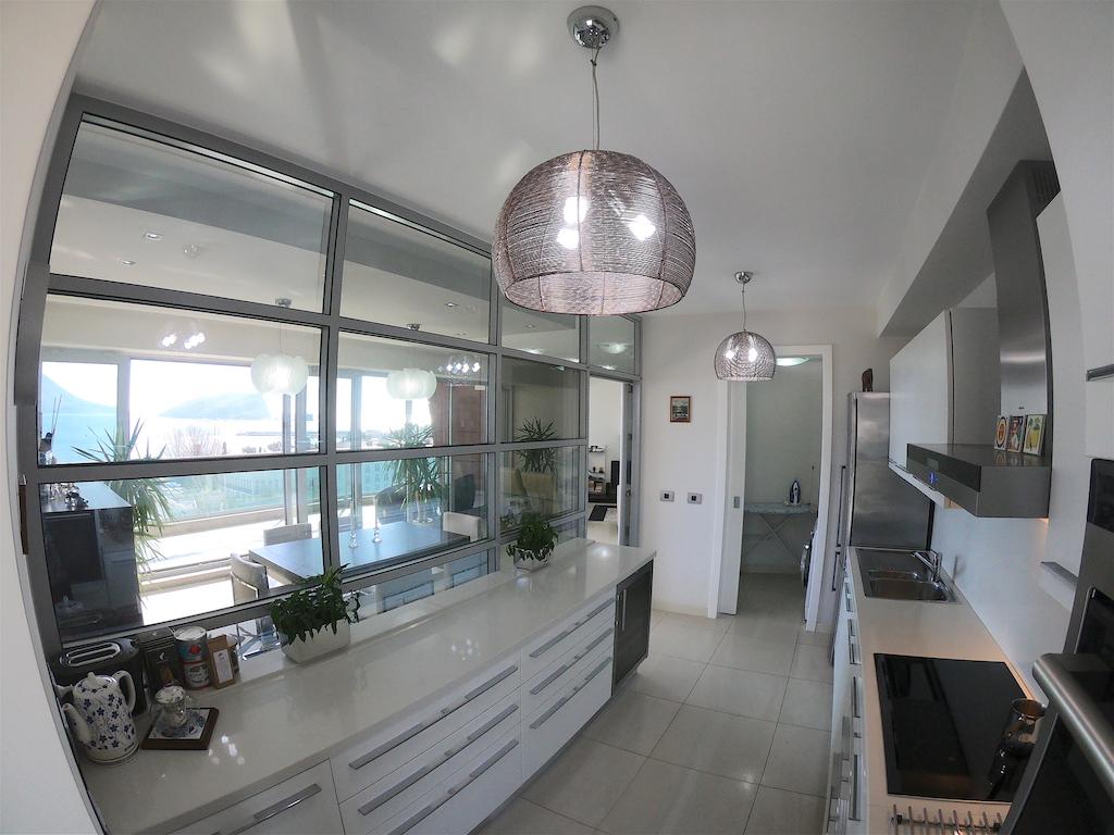 3-BEDROOM APARTMENT IN A BRAND NEW 4* CONDO HOTEL IN THE CENTER OF BUDVA