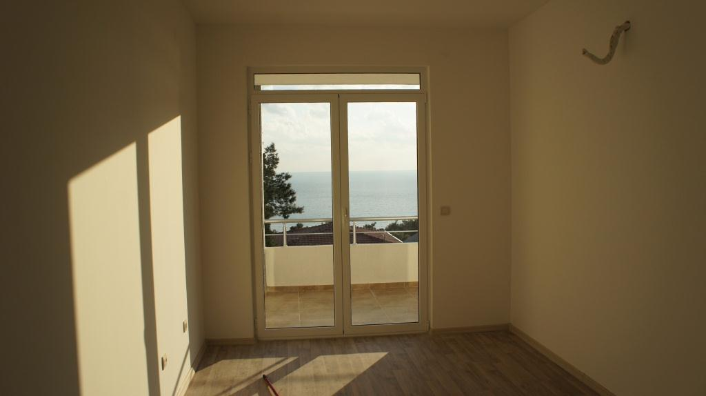 New duplex with sea view