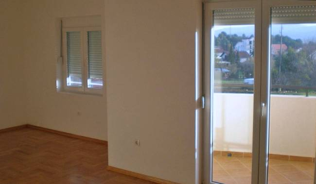 New spacious apartment in Tivat