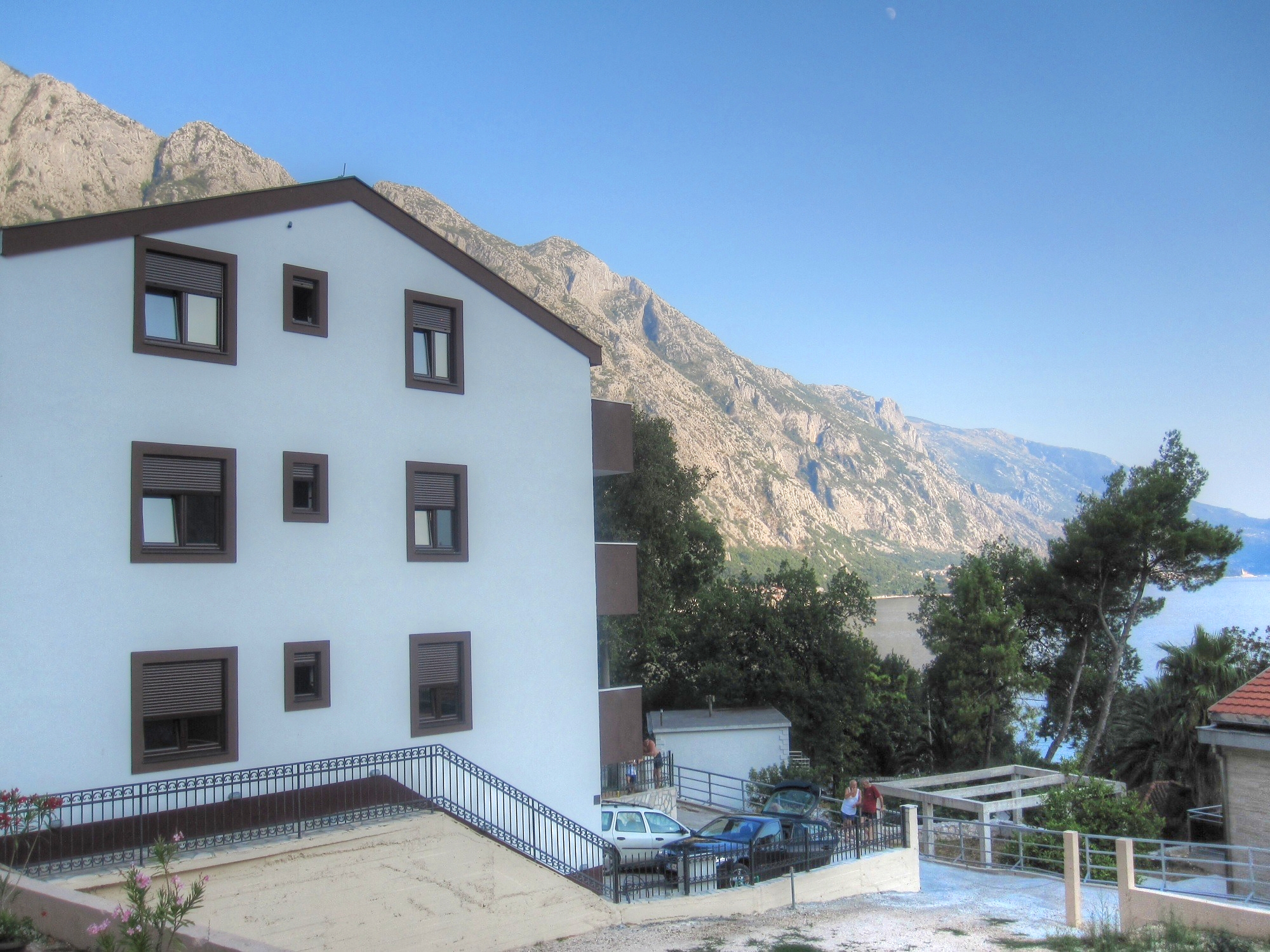 Great apartment in Kotor Bay