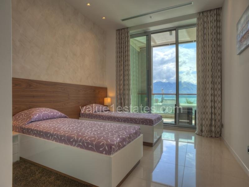 2 bedroom apt in the TQ Plaza