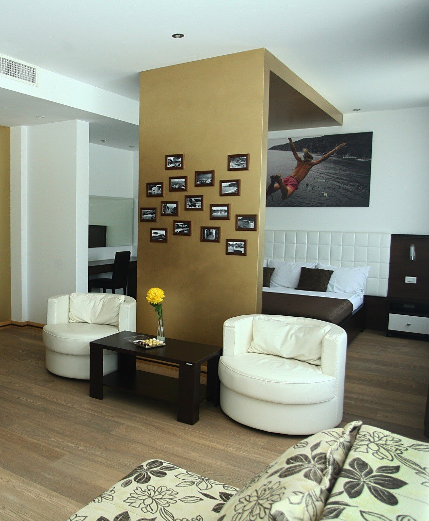 Great view apartments in the center of Budva
