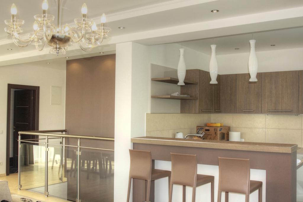 Duplex apartment in Becici