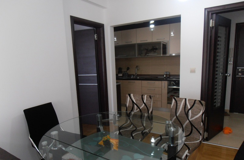 Apartment 150 m from the sea located in new building