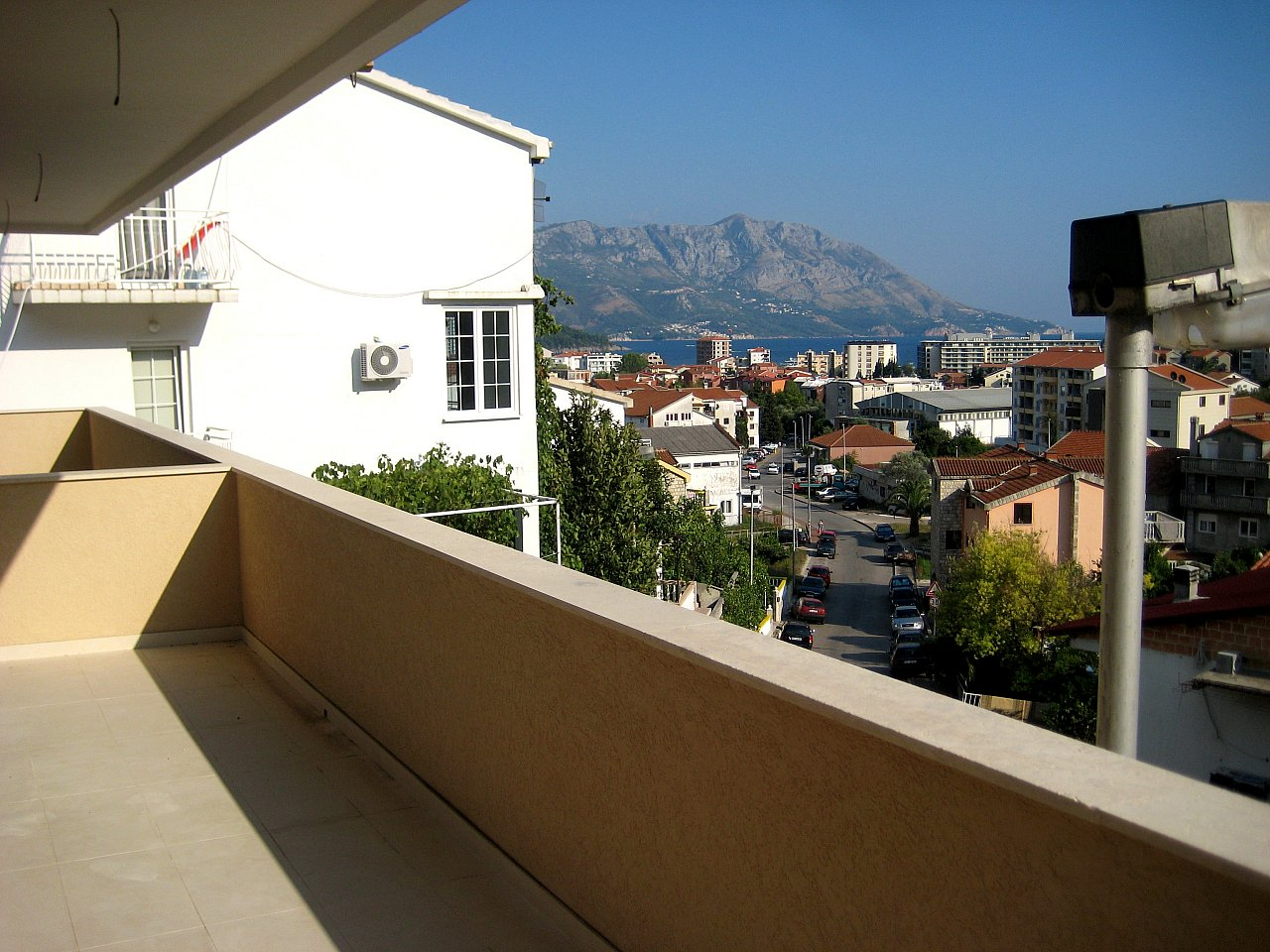 Property for rental business in Budva